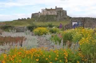 walled garden barton the walled garden at lindisfarne castle 169 jim barton cc by