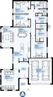 floor plans single storey house plans home designs