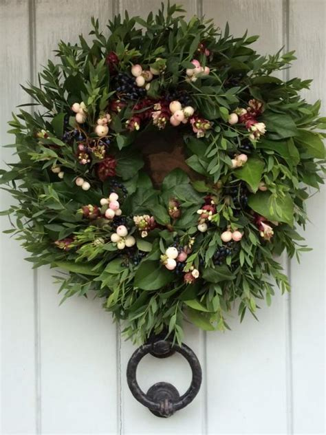 christmas 2014 11 best real wreaths the independent