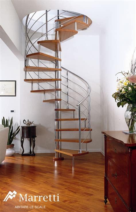 scale a chiocciola in legno per interni scale per interni a pistoia negozio marretti