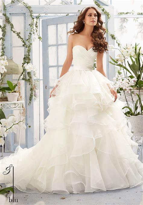 Wedding Dresses No by Wedding Dresses Mori Style No 5401