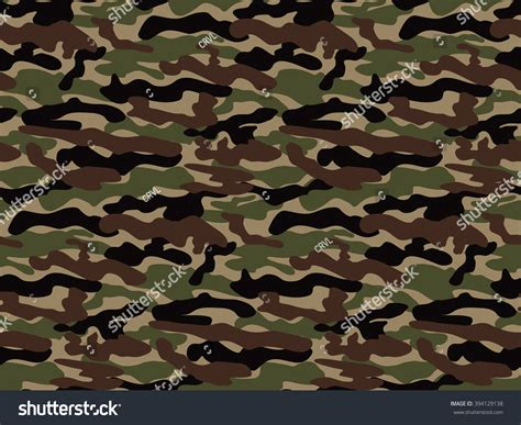 seamless army pattern abstract vector military camouflage background seamless