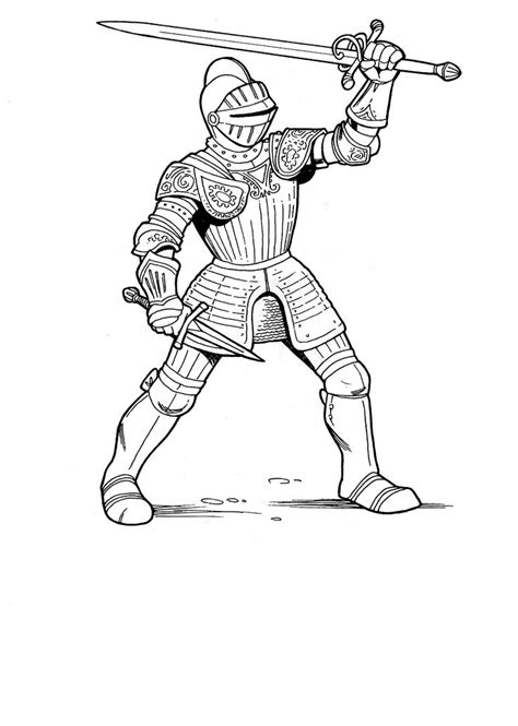knight sword coloring page 114 best images about good knight on pinterest armors