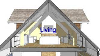 Dormer Windows Planning Design An Attic Roof Home With Dormers Using Sketchup
