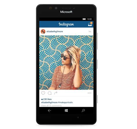 instagram mobile windows 10 gets official apps instgram hits