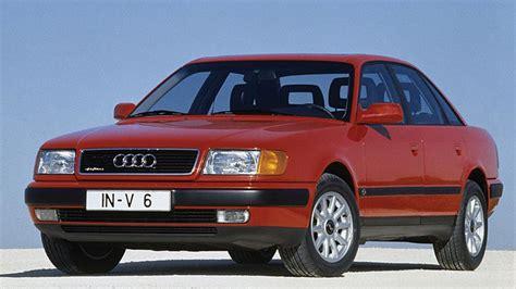 audi list audi 100 1982 to 1990 187 definitive list cars