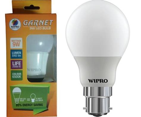 buy wipro 9w led bulb at best price in india