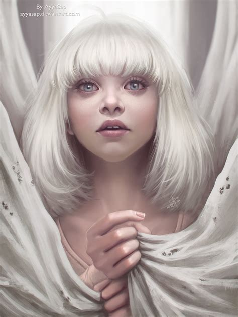 Sia Chandelier Pictures Maddie Ziegler Redraw Sia Chandelier By Ayyasap On Deviantart