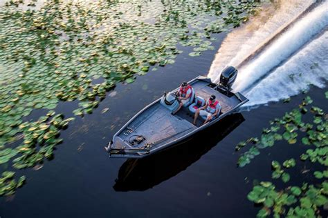 aluminum bass boats rated for 150 hp opinions going from glass to aluminum page 3
