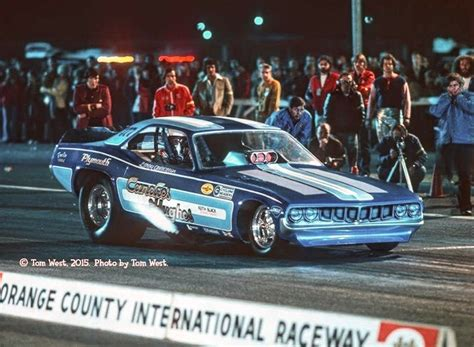 tom hughes racing tom west photo of leroy goldstein in the candies and