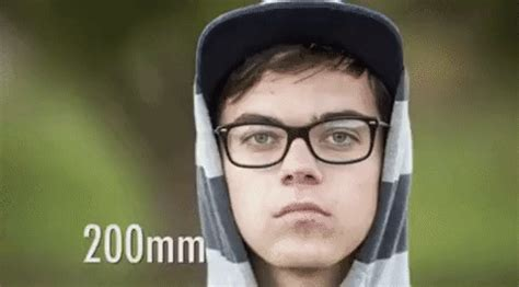 change video format to gif how camera lenses change portraits gif create discover