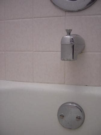 Cold Water Pressure Low In Bathtub Only