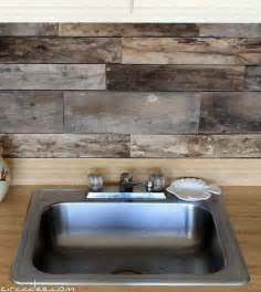 Wood Kitchen Backsplash 10 Creative Kitchen Backsplash Ideas Hative