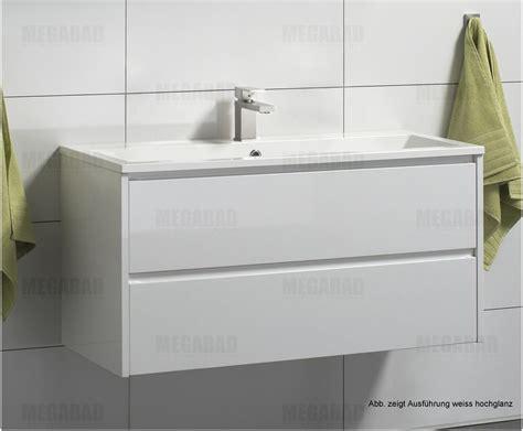 Badmöbel Set 90 Cm Breit by Waschtischunterschrank 100 Cm Breit Bestseller Shop F 252 R