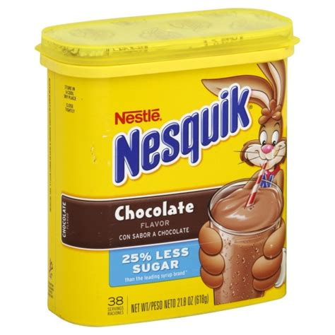 9 Ingredients And Directions Of Nesquik Chocolate Igloos Receipt by Nestle Nesquik Chocolate Flavored Drink Mix