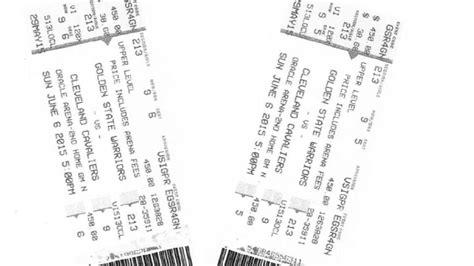Warriors Schedule Giveaways - golden state warriors warn of counterfeit tickets for nba finals abc7news com