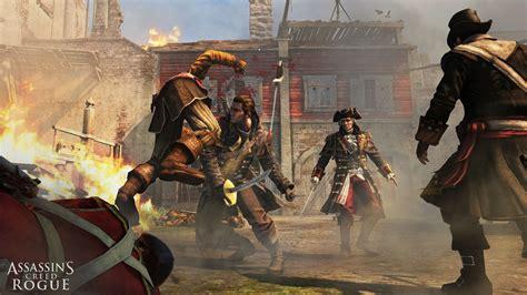 Ac 6379 Black assassin s creed rogue review rogue rage shacknews