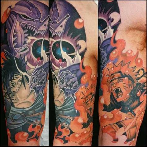 20 geniale naruto tattoos naruto tattoo tattoo and