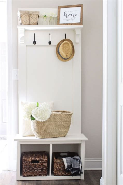diy entryway 3 diy ideas to help customize your rental apartment