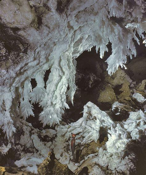 Chandelier Ballroom Cave Image Gallery Lechuguilla Cave