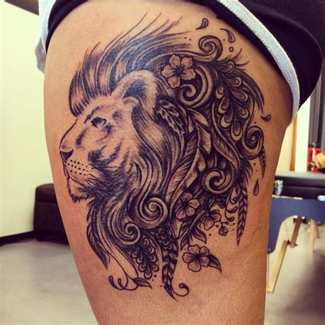 leo tattoos 28 leo designs trends ideas design trends
