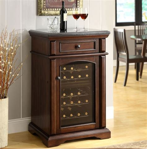 Wine Refrigerator Furniture by Wood Cabinet Wine Refrigerator Mf Cabinets