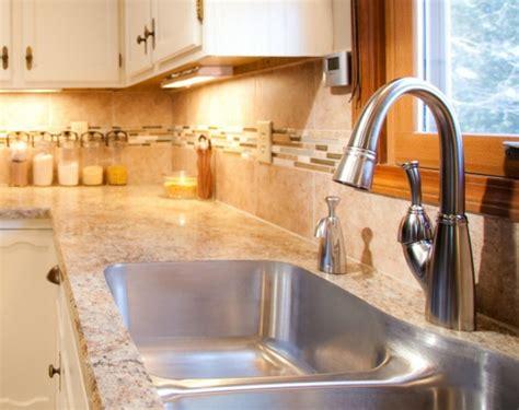 arbeitsplatte küche höhe edelstahl idee k 252 cheninsel
