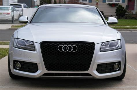 Audi A5 Grill 2012 a5 quattro honeycomb grille audiworld forums