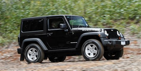 cars jeep jeep wrangler only musters four stars in ancap safety test