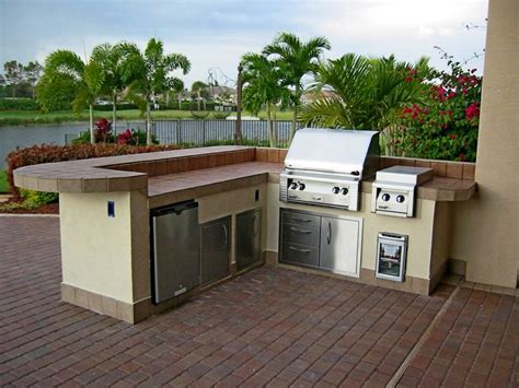 Prefab Outdoor Kitchen Island Prefab Outdoor Kitchen Grill Islands With Regard To Kitchen Appkuji