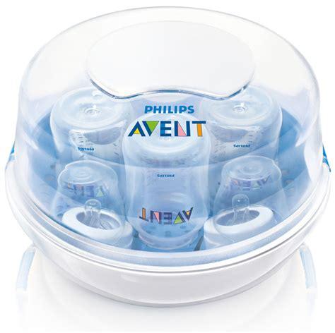 Avent Sterill Bottle philips avent microwave steam sterilizer baby bottle sterilizers baby