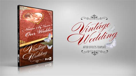 Wedding After Effects Template After Effects Wedding Templates