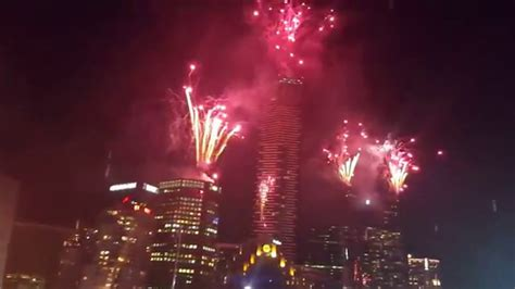 new year 2016 fireworks in melbourne hd 2016 fireworks on new year in melbourne australia