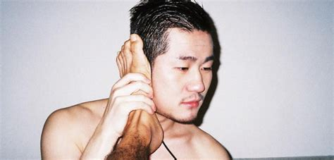 ren hang photos remembering the eerie sexuality of late