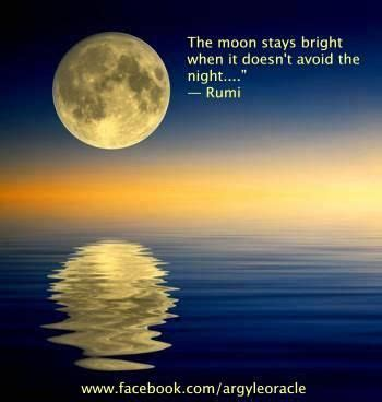wise wisdom cute quotes sayings rumi night moon good night quotes pinterest natt