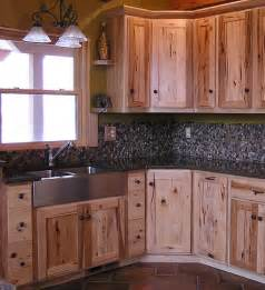 rustic kitchen backsplash kitchen backsplash mosaics are the backsplash for this upscale rustic kitchen