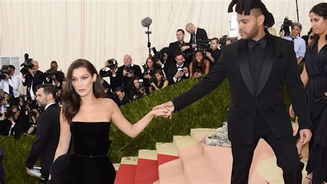 the weeknd opens up about how he met girlfriend bella bella hadid opens up about breakup with the weeknd quot it