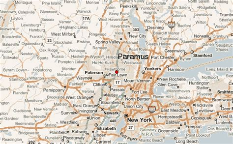 paramus location guide