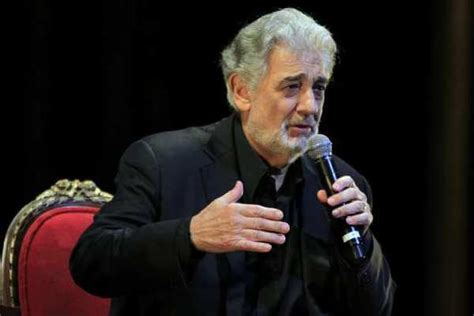 Loo Placido Coming To Los Angeles by Placido Domingo To Sing On With The Latimes