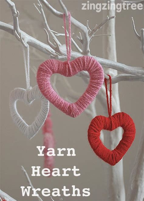 4 fun valentines day decor ideas family focus blog simply stylish easy wool heart wreath decorations