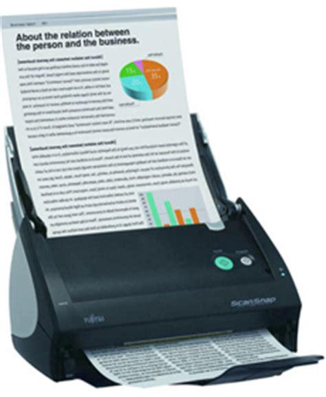scanner de bureau rapide scanner scansnap s1500 pc innomatix innomatix