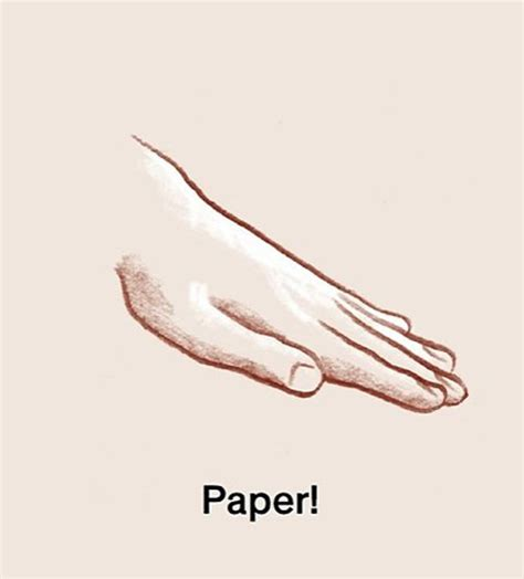 How To Make A Rock Paper Scissors In Scratch - christoph niemann hijacks a of rock paper scissors