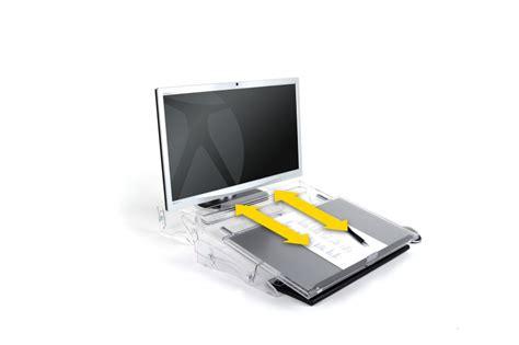Pc Desk Design by Flexdesk 640 Porte Documents