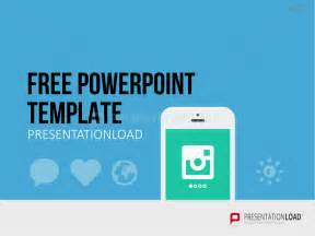 Powerpoint Design Template Free by Free Powerpoint Templates Presentationload
