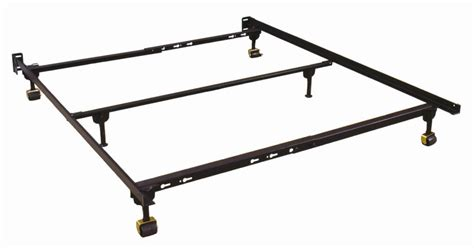 Metal Bed Frame Support Parts Mattress And Boxspring Must Proper Support