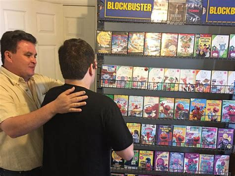 parents build mini blockbuster store at home for autistic