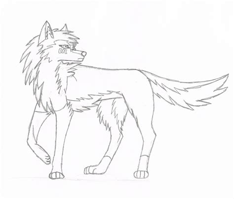 sketchbook anime wolf 120 pages of 8 5 x 11 blank paper for drawing books anime wolf with wings drawings sketch coloring page