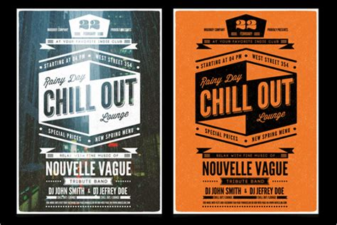 Eye Catching Flyer Templates Free