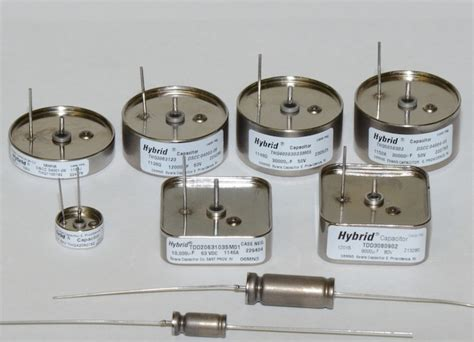 hybrid capacitor hybrid capacitor programs applications