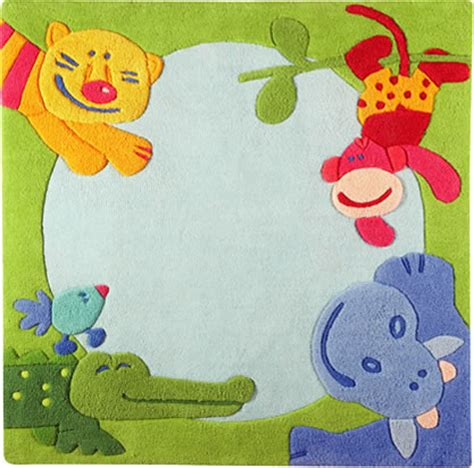 jungle animal rug haba jungle with happy animals area rug rugs other metro by haba usa